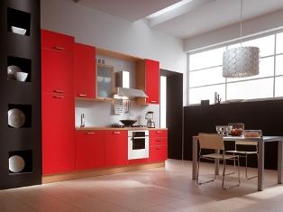 Muebles de cocina madera melamina acero inoxidable for Centro negri arredamenti